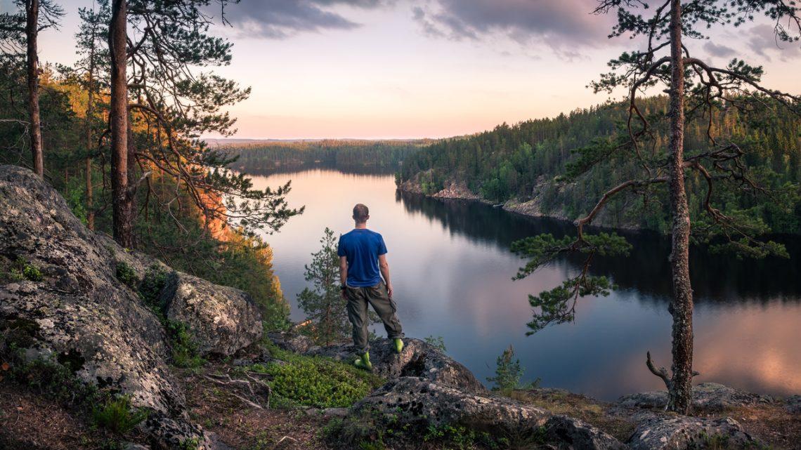 Geokätköillen ympäri Suomen